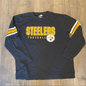 NFL Pittsburgh Steelers Long Sleeve Shirt Size XL